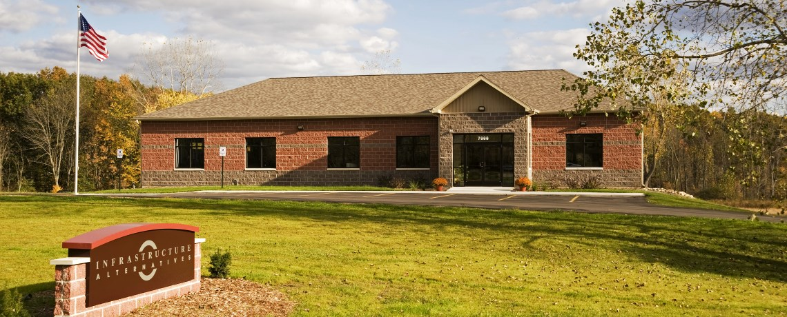 IAI' new offices in Rockford, Michigan